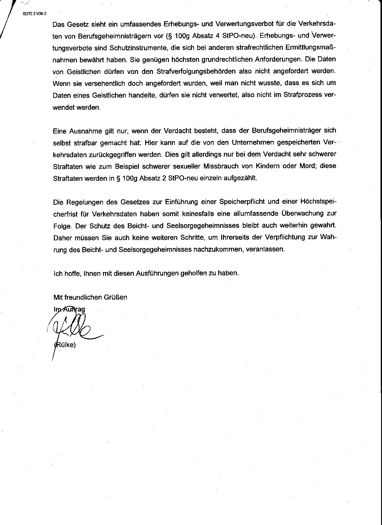 Antwort-Ministerium2